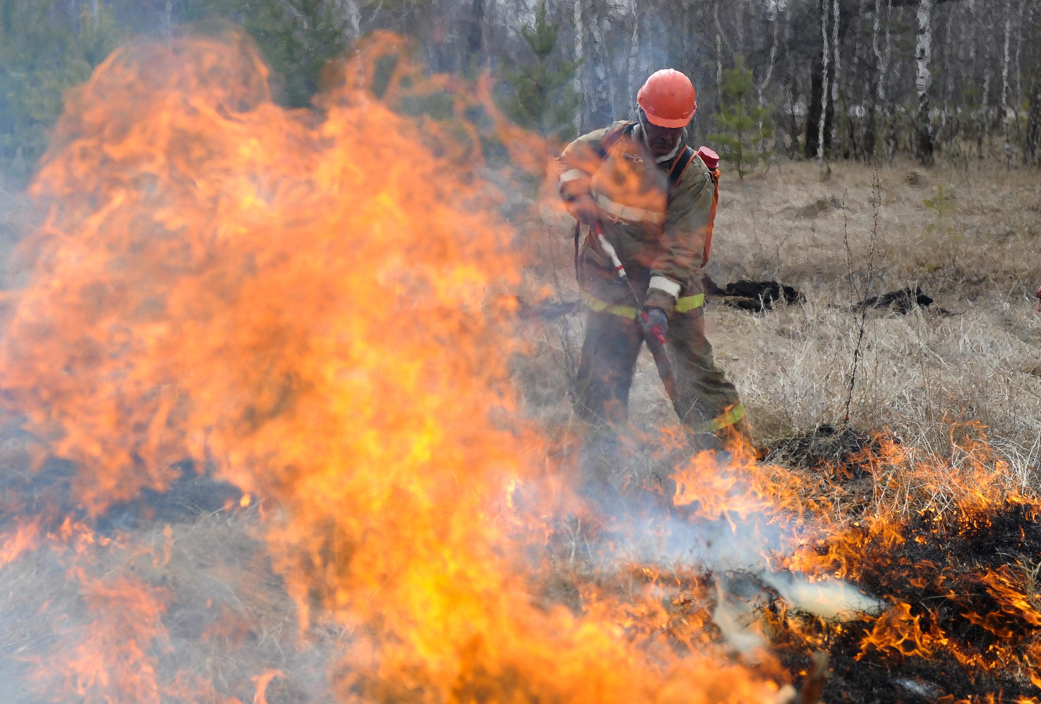 У Забајкаљу изазвали кишу и угасили пожаре на површини од 4 хиљаде хектара