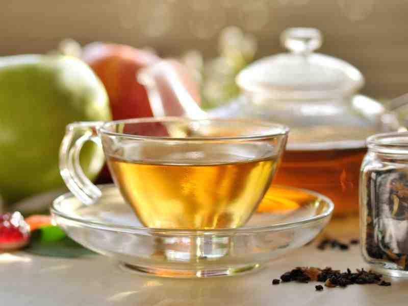 Nie pij herbacianych śmieci