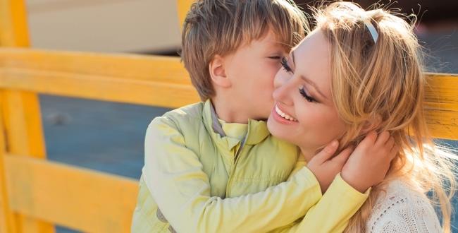 Przyszywany ojciec - czy warto wiązać się z kobietą z dzieckiem?