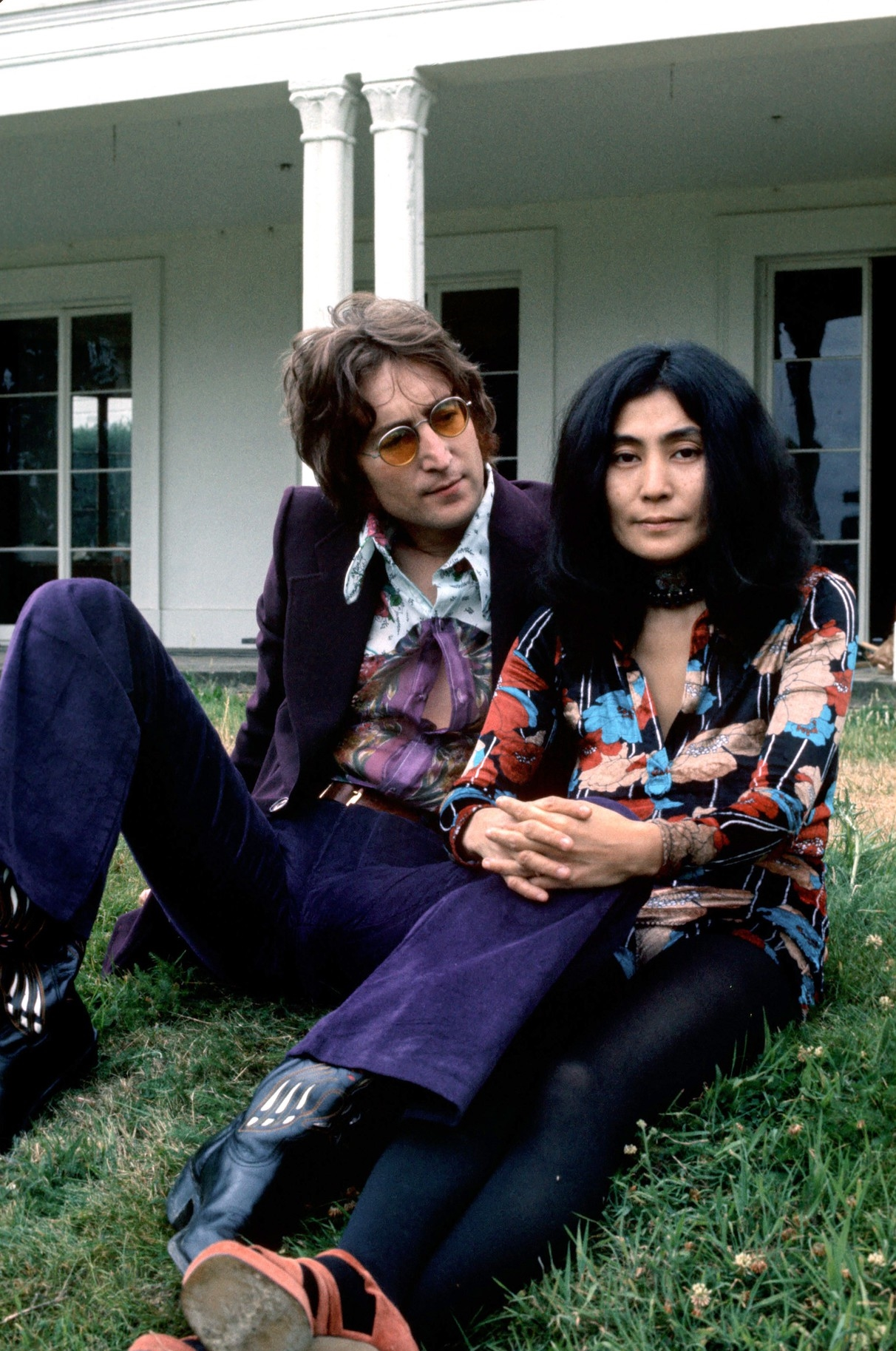 yoko and john relationship