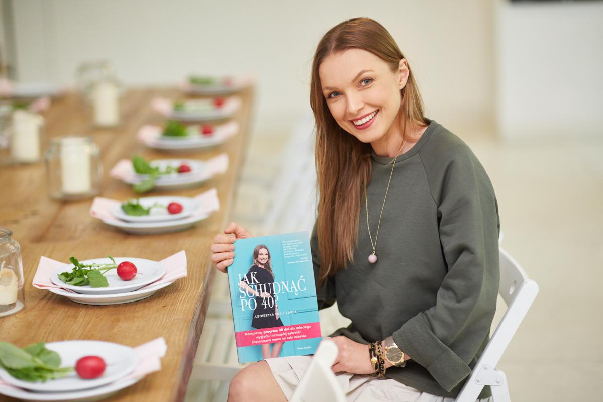 Agnieszka mielcarek jak schudnąć po 40