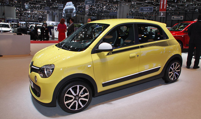 Ma�a Dacia powstanie na bazie Renault Twingo?