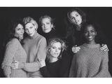 Modelki lat 90. znowu razem