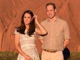 Kate i William zwiedzaj� Uluru