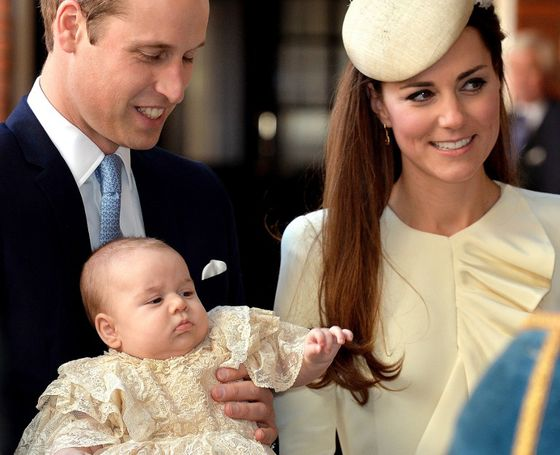 Kate, William i George w Nowej Zelandii