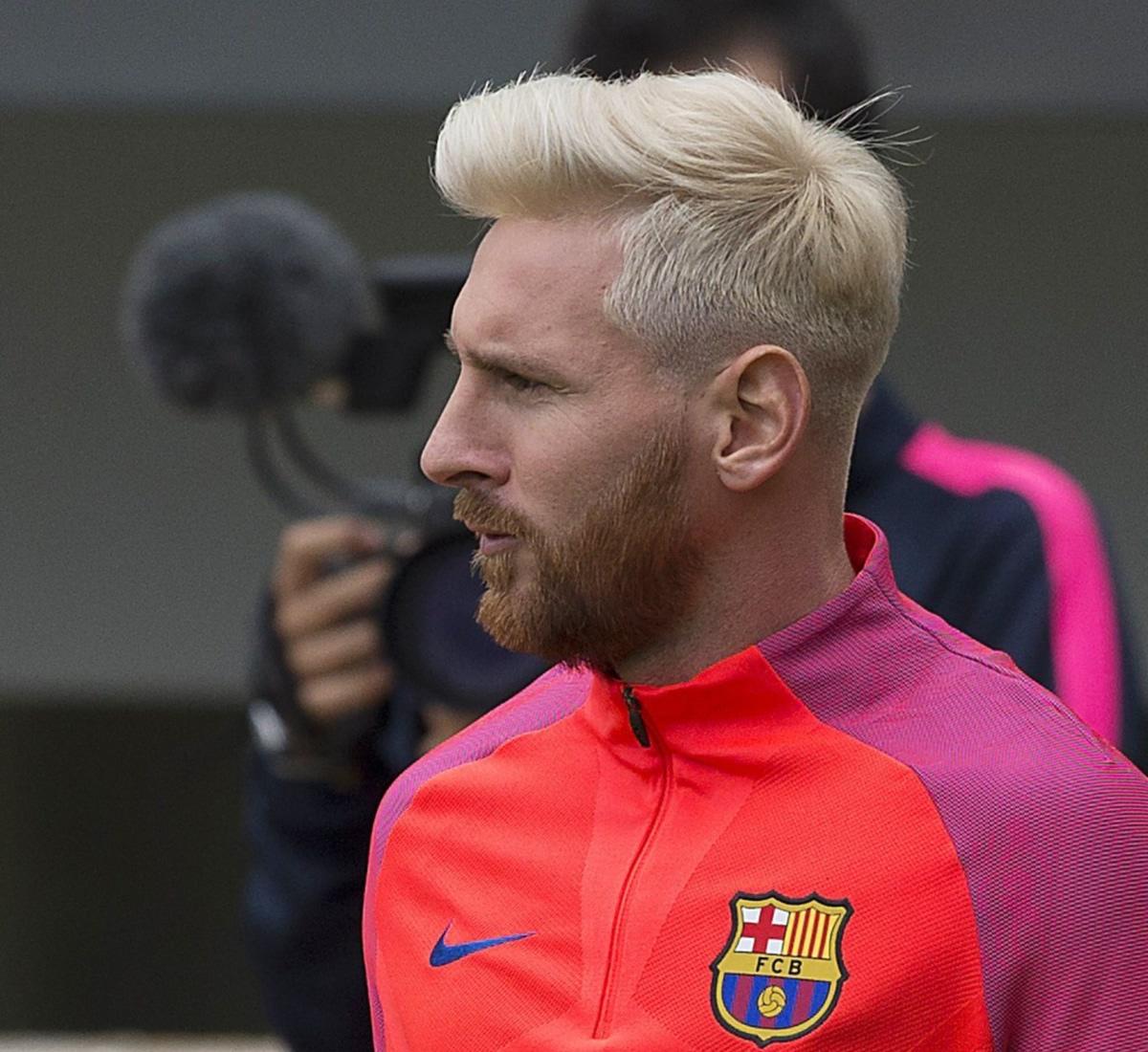 Leo Messi I Jego Fryzjerskie Metamorfozy Wp Facet