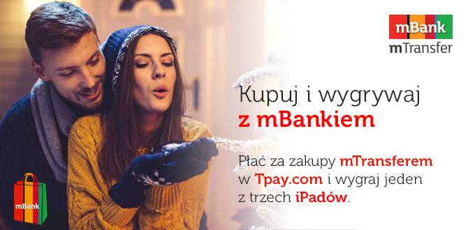 Kupuję i wygrywam z mBankiem