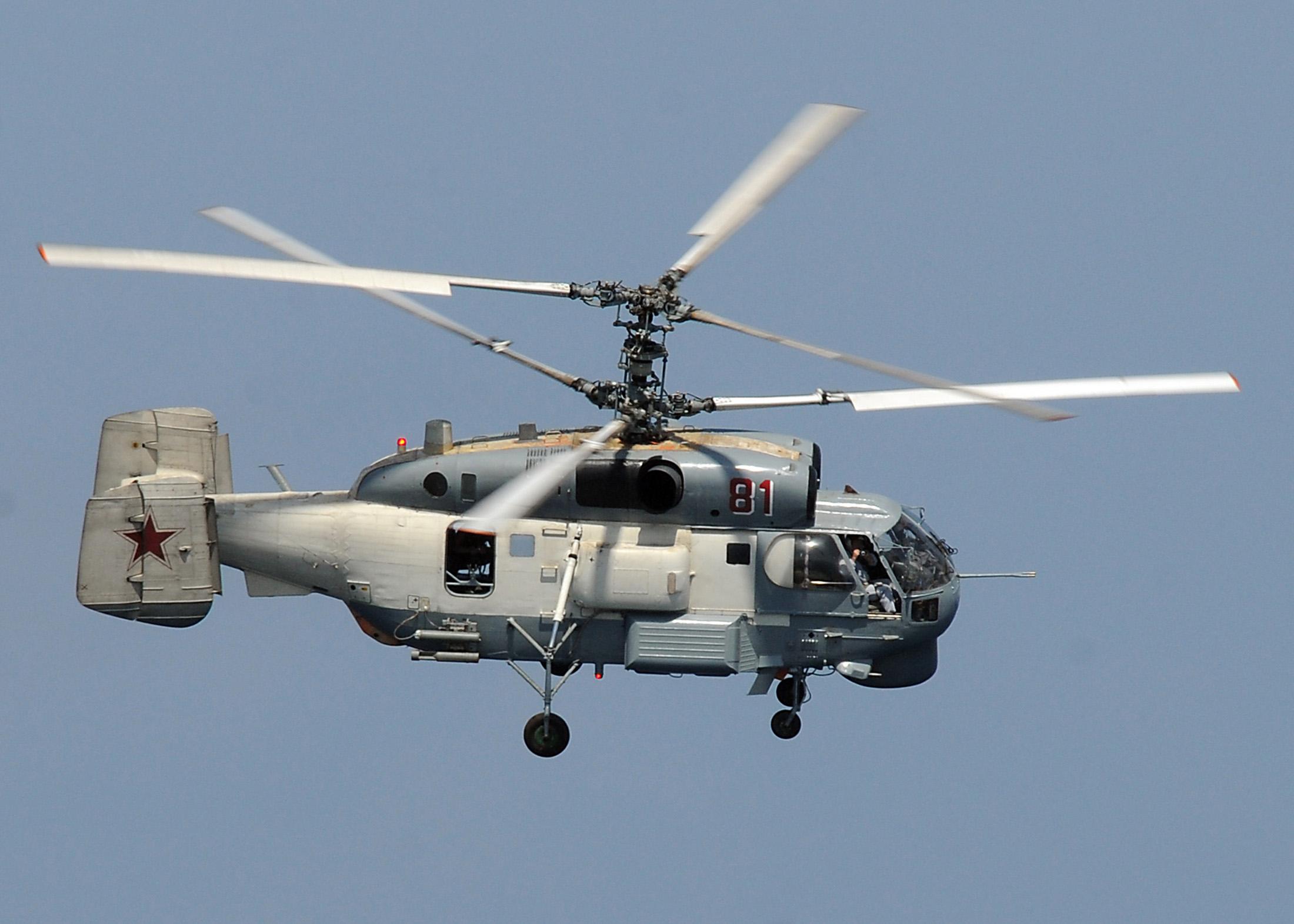 Что будет с палубным вертолетом «Минога»?