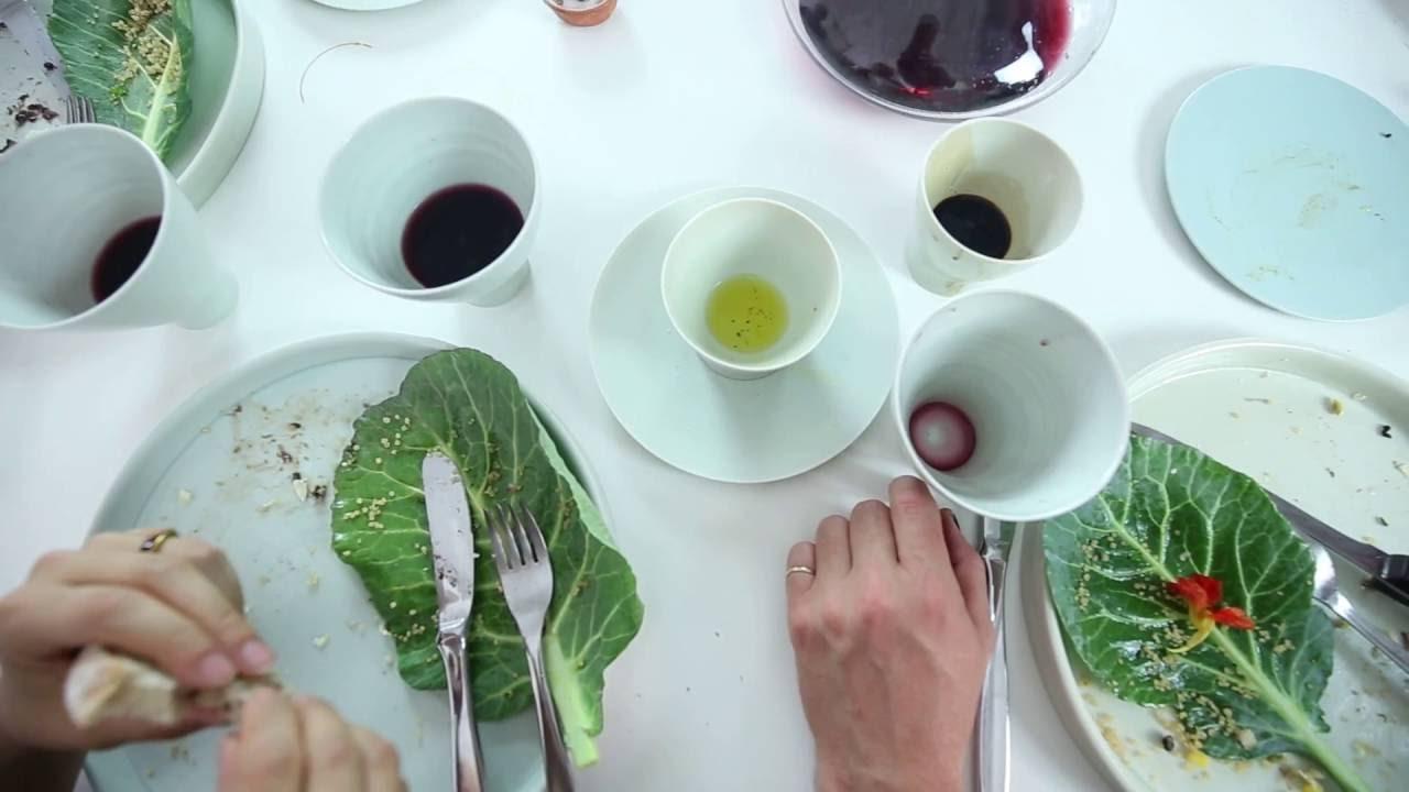 Как делать посуду