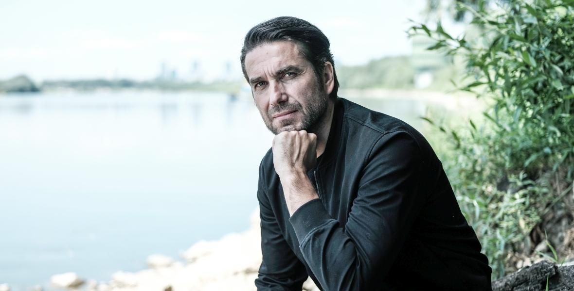 Aktor Marcin Dorociński