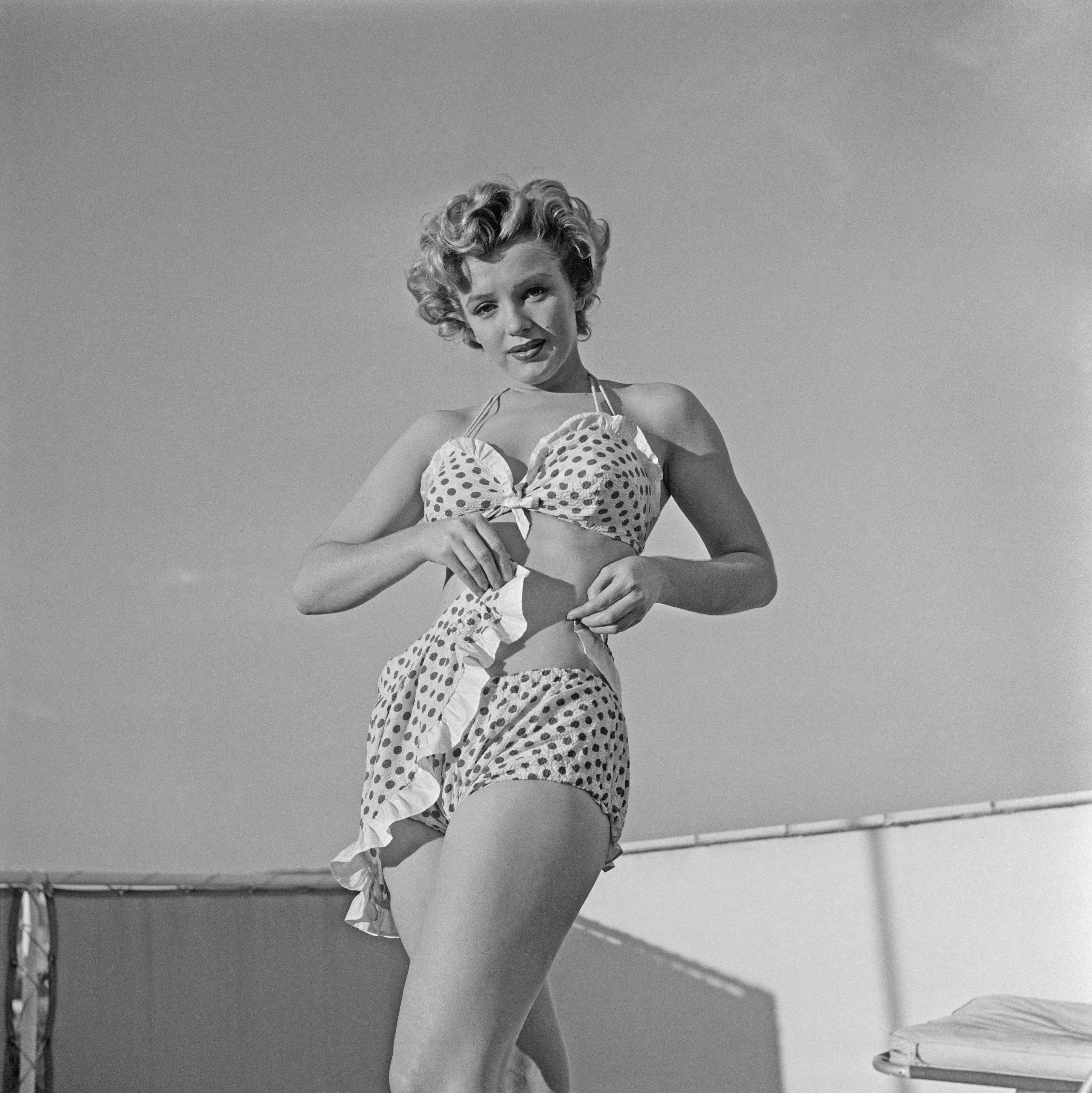 Marylin Monroe w 1951 r.