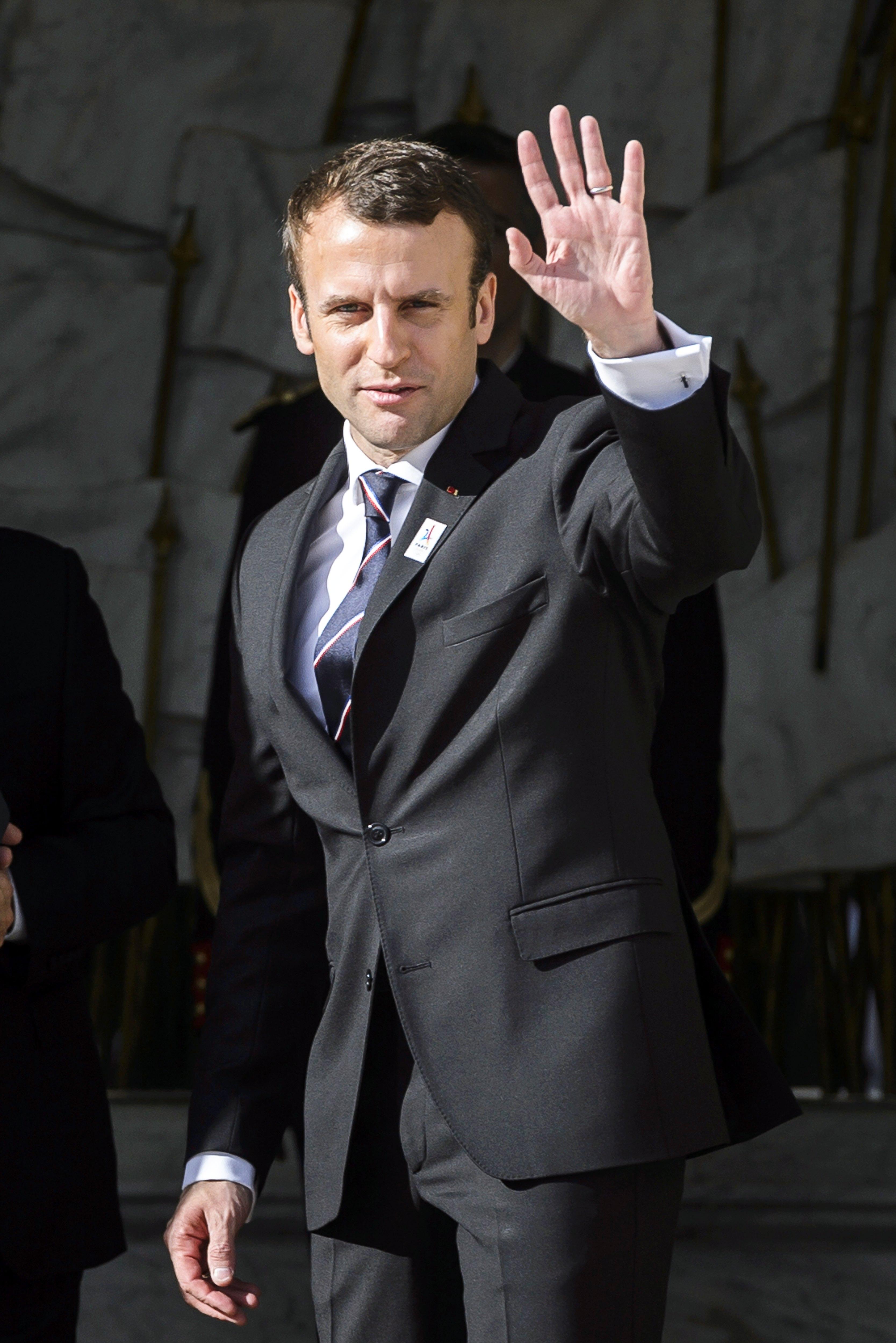 03dd1f898 Emmanuel Macron - Europejski wysyp przystojnych polityków trwa w najlepsze  - WP Kobieta