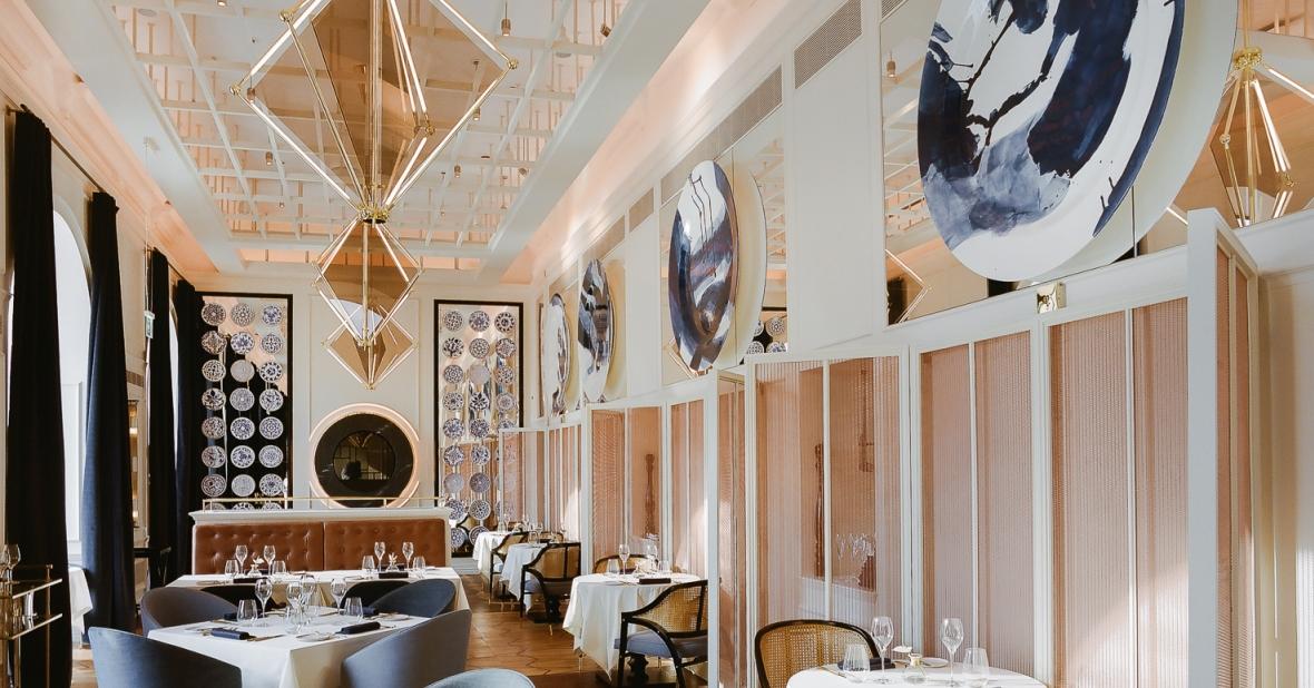 Hotel Raffles Europejski Warsaw - restauracja Europejski Grill