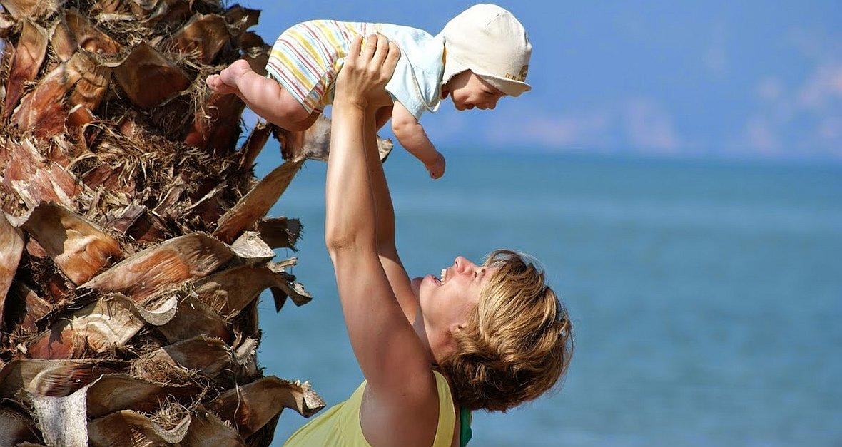 Koniec września i początek października to idealny moment na wakacje z maluchem na południu Europy