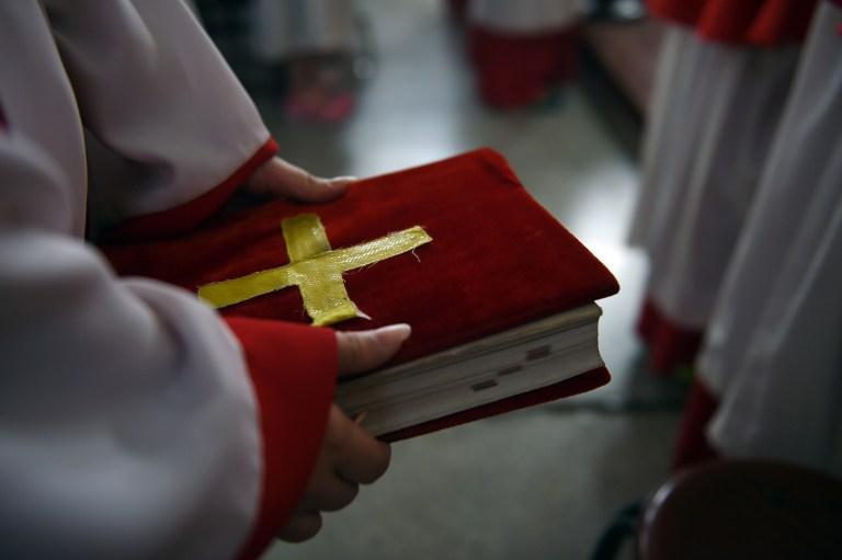 Nasilają się prześladowania chrześcijan w Chinach