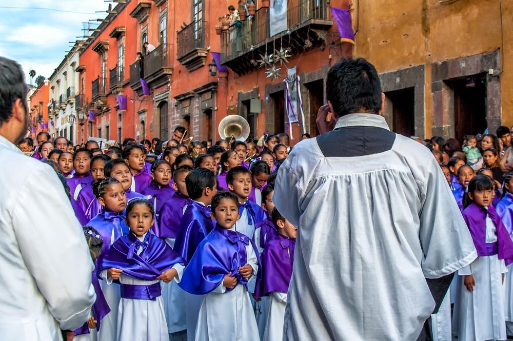 Meksyk: tu Wielkanoc trwa najdłużej