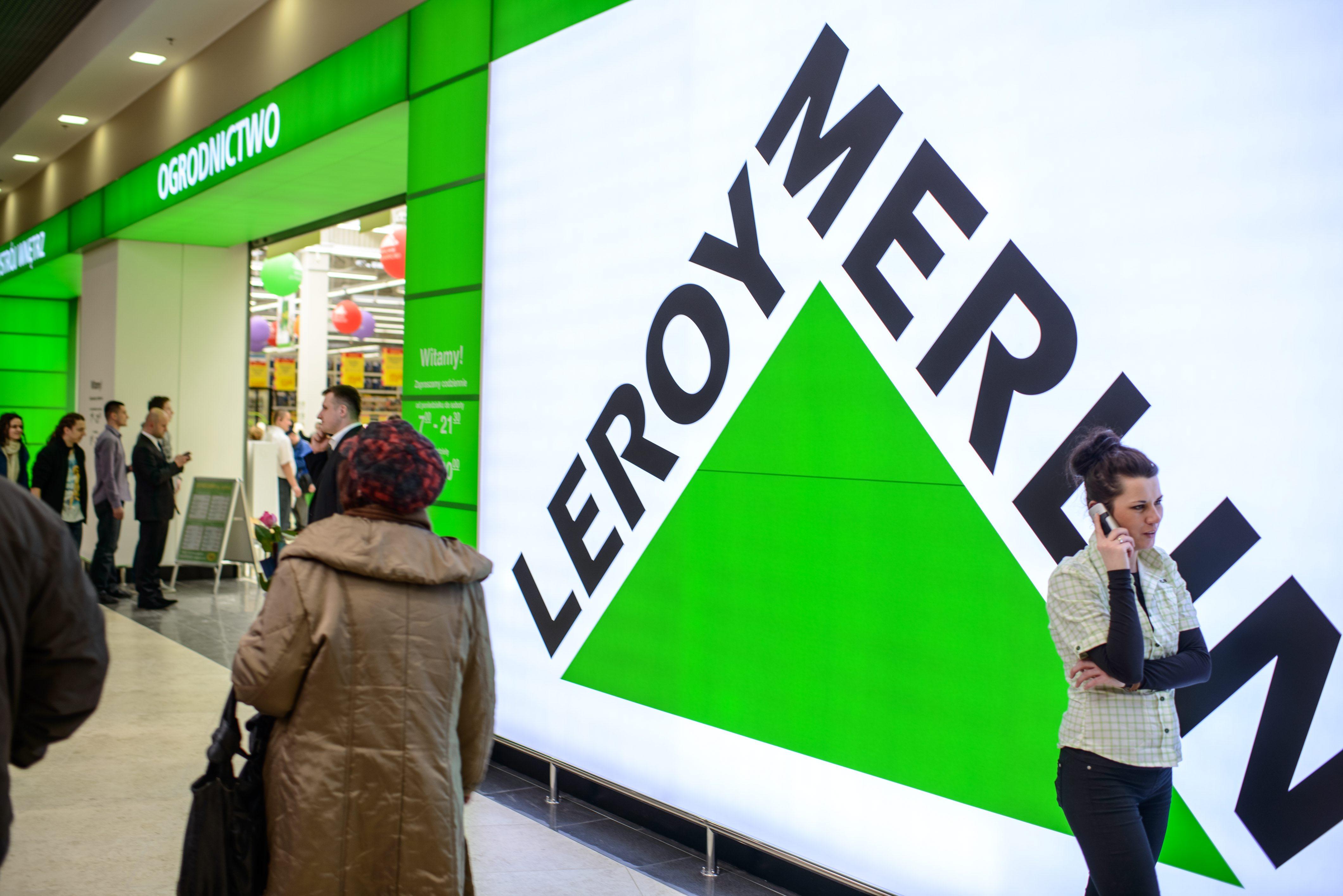 Smog Powróci Leroy Merlin Wypycha W Promocji Zakazane Piece
