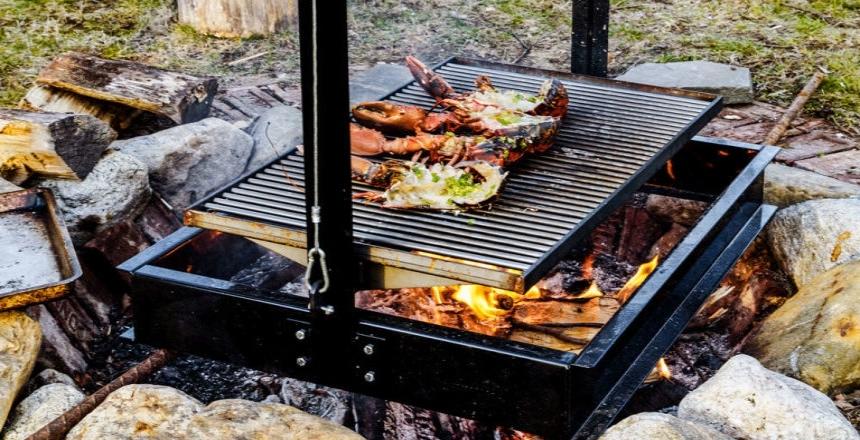 Braten Campfire Grill
