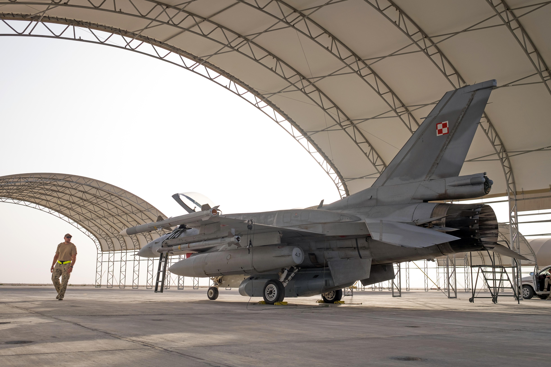 Polska maszyna w Iraku