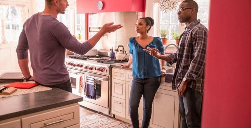 "Kuchnia Randalla Pearsona i jego rodziny, ""Tacy jesteśmy"""