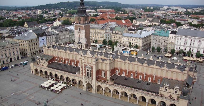 Kraków: czujniki monitorujące wolne miejsca parkingowe