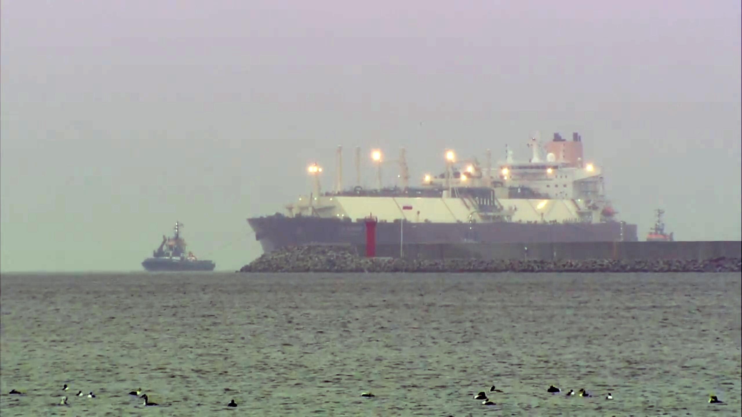 Amerykański gaz PGNiG odsprzedało Ukraińcom. Jeszcze nie wypłynął do Świnoujścia