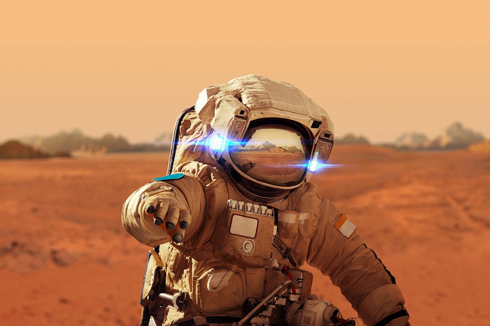 Czy na Marsie może istnieć życie?
