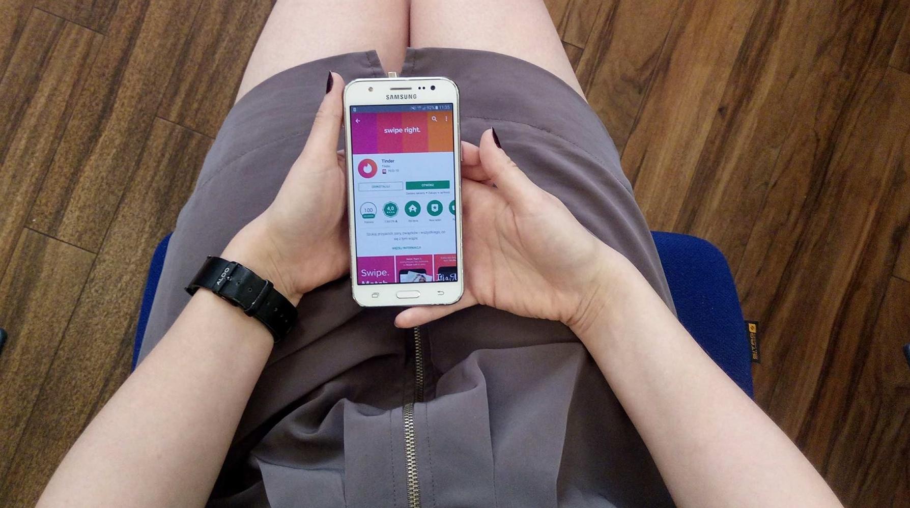 mobilny klub randkowy z Afryki Południowej