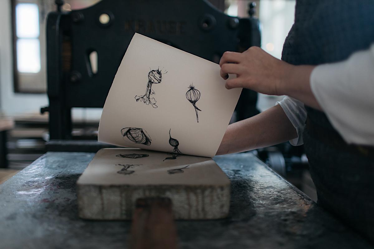 Prasa litograficzna to prawdziwy rarytas