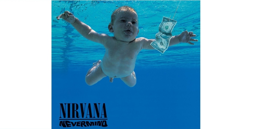 "Nirvana ""Nevermind"" (1991)"