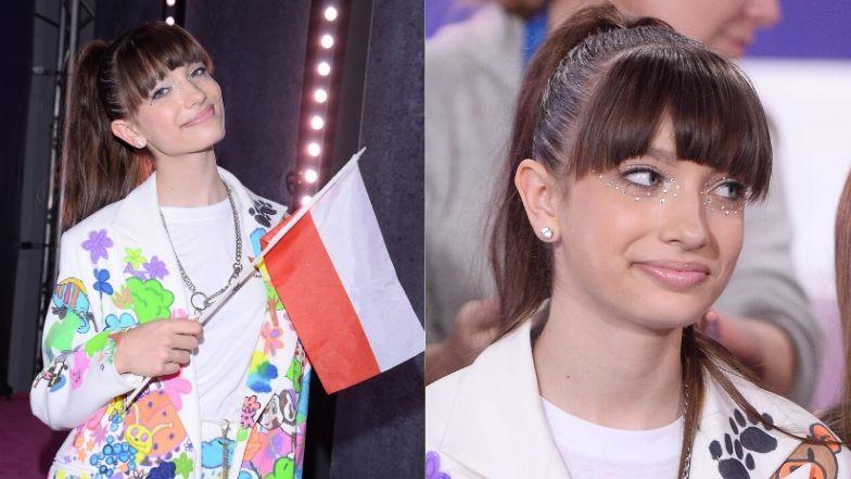 Azji dziewczyna junior