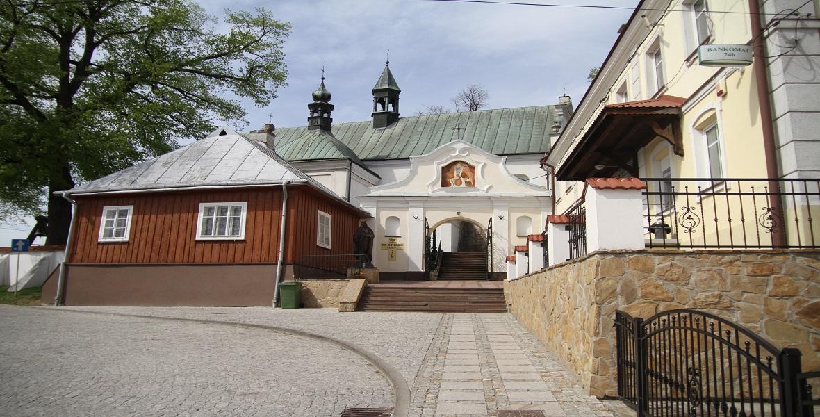 Kościół w Pruchniku.