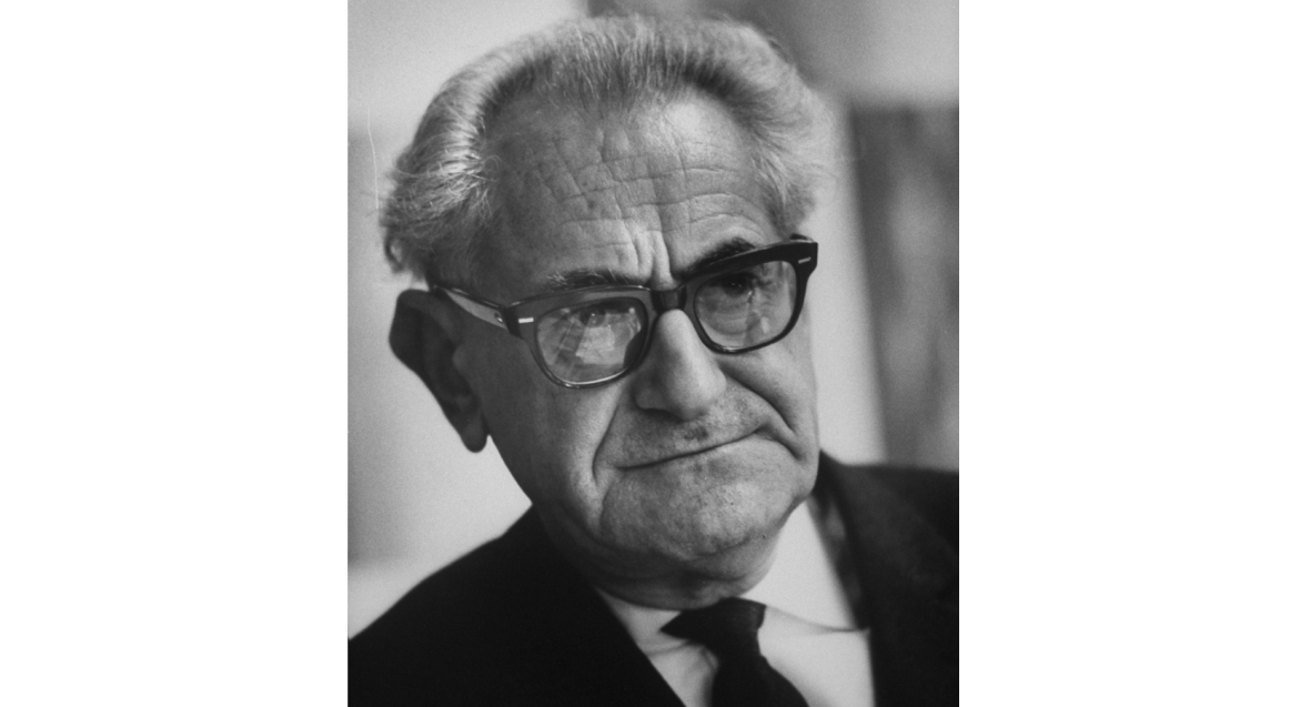 Naczelny prokurator landu Hesja Fritz Bauer, ocalony z Holokaustu, który doprowadził do procesu załogi obozu Auschwitz