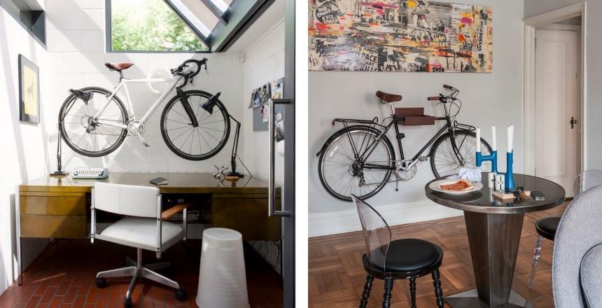 Jak zaaranżować miejsce na duży rower?