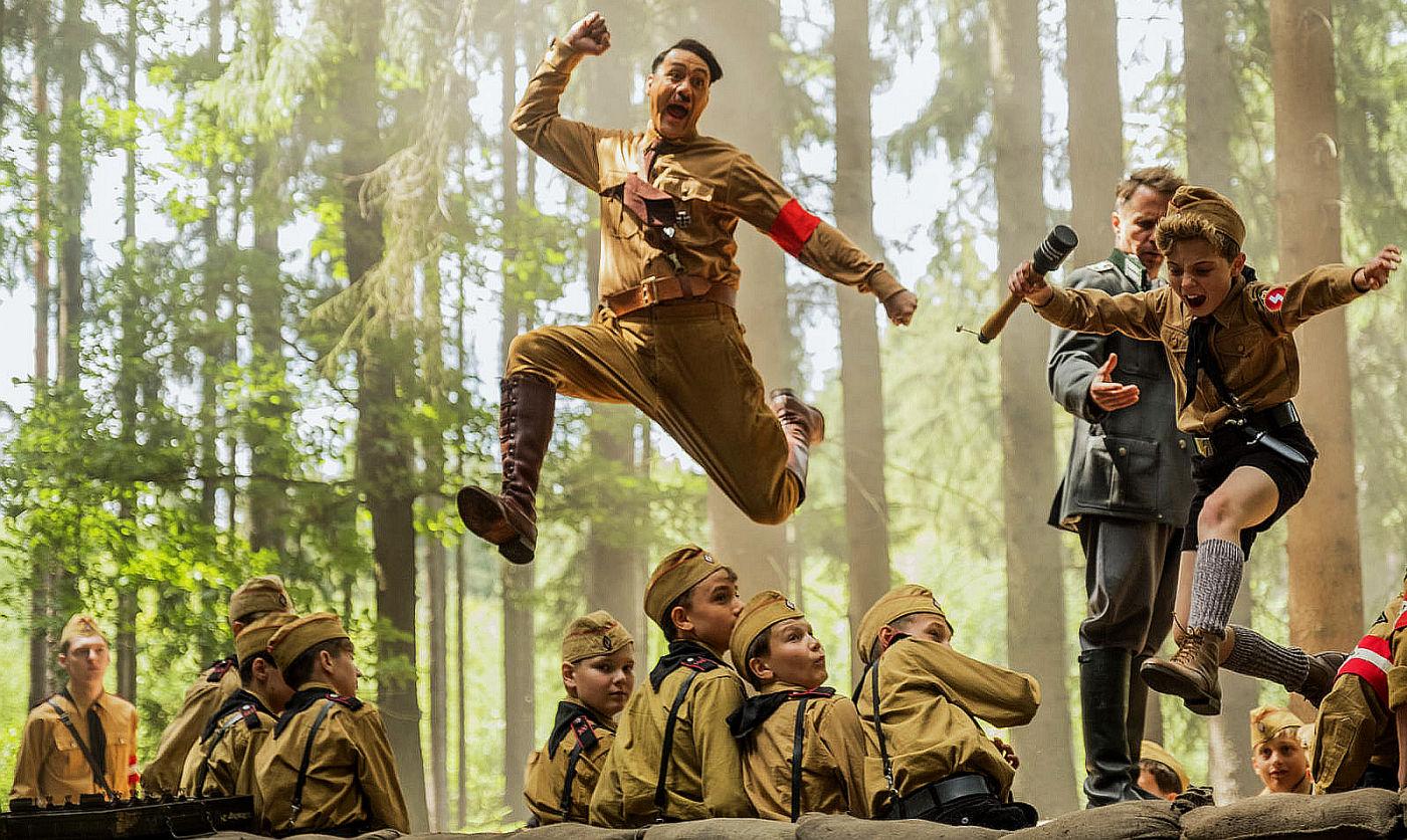 Hitler w filmie Waititiego jest najlepszym przyjacielem 10-letniego chłopca