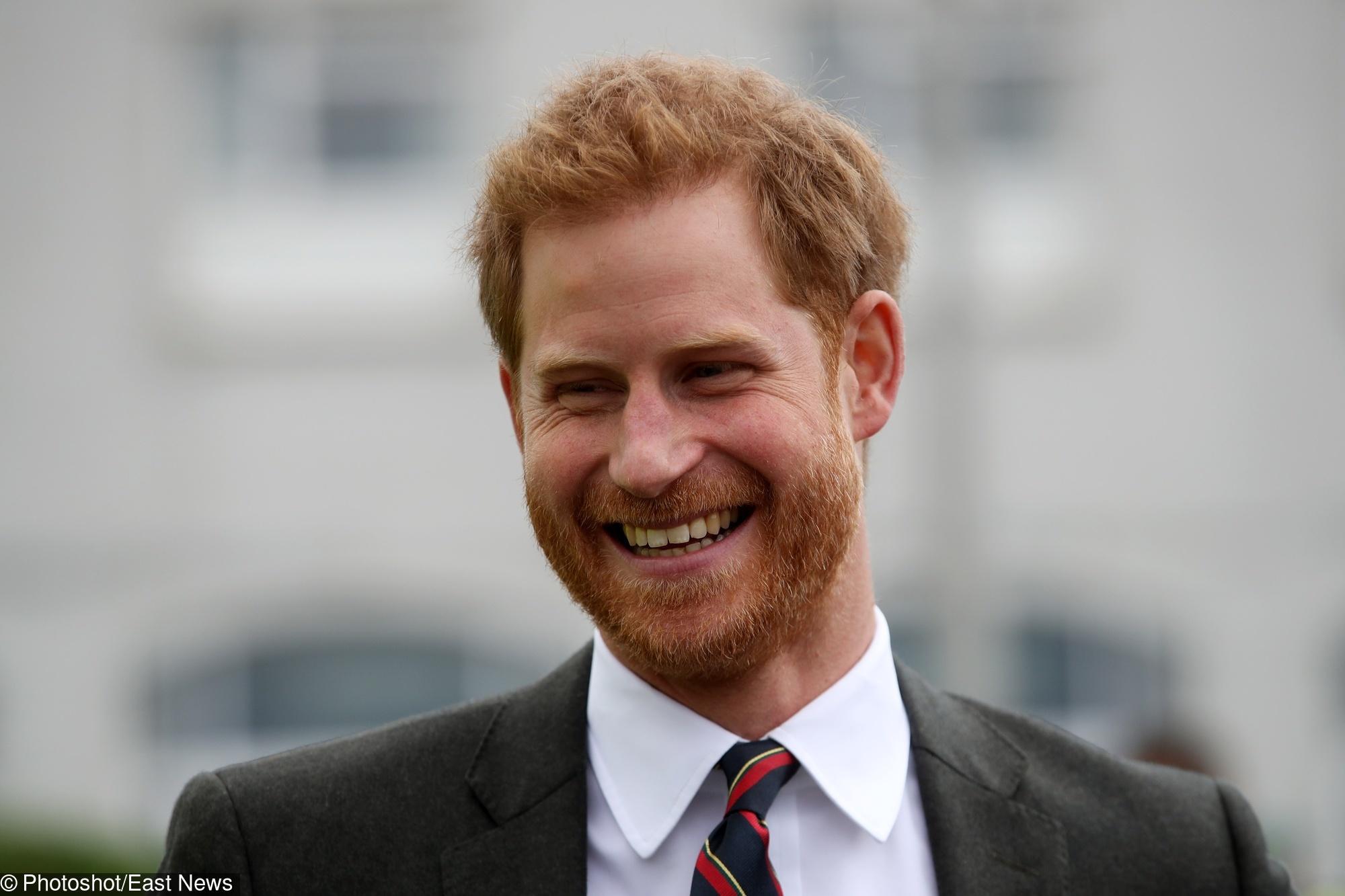 Książę Harry nie chce mieć dzieci. Byłby zazdrosny o ...