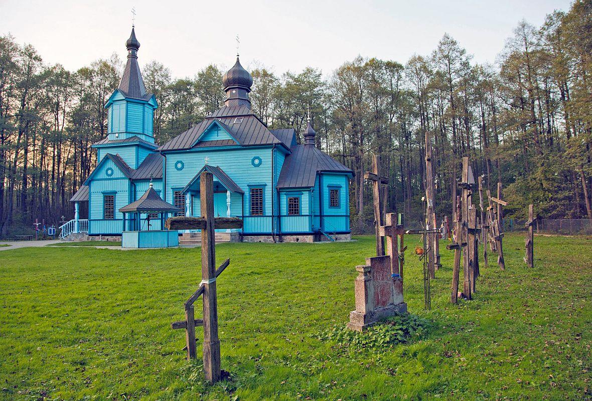 Cerkiew w Tokarach