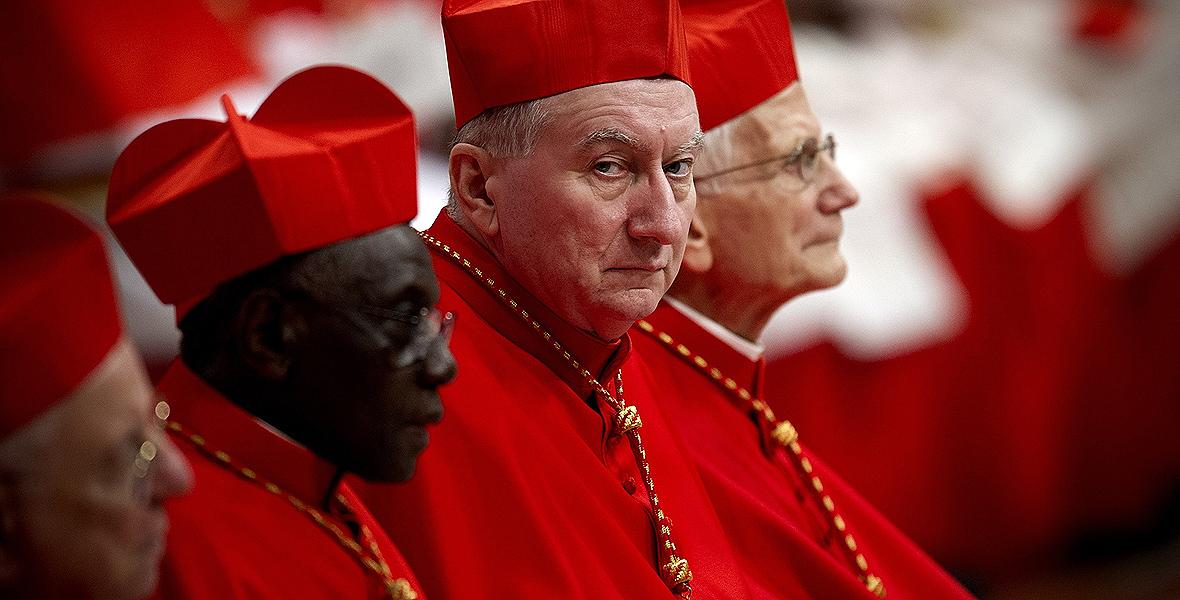 Włoski arcybiskup - Pietro Parolina
