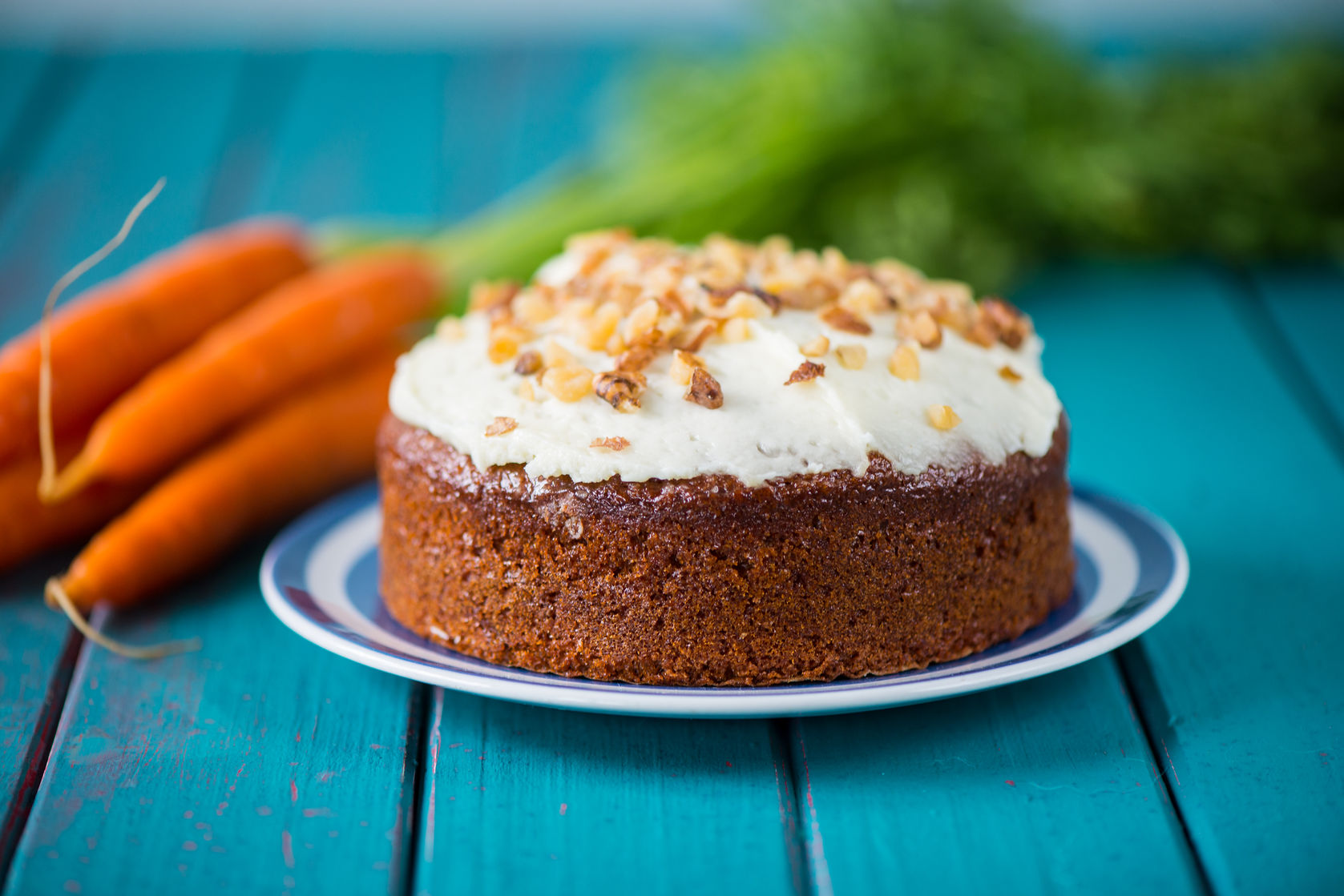 How To Do Carrot Cake