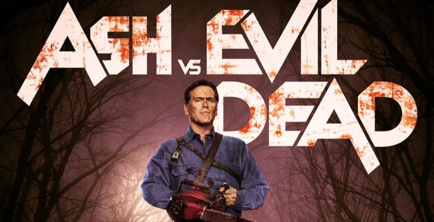 """""""Ash konta martwe zło"""" (""""Ash vs. Evil Dead"""")"""