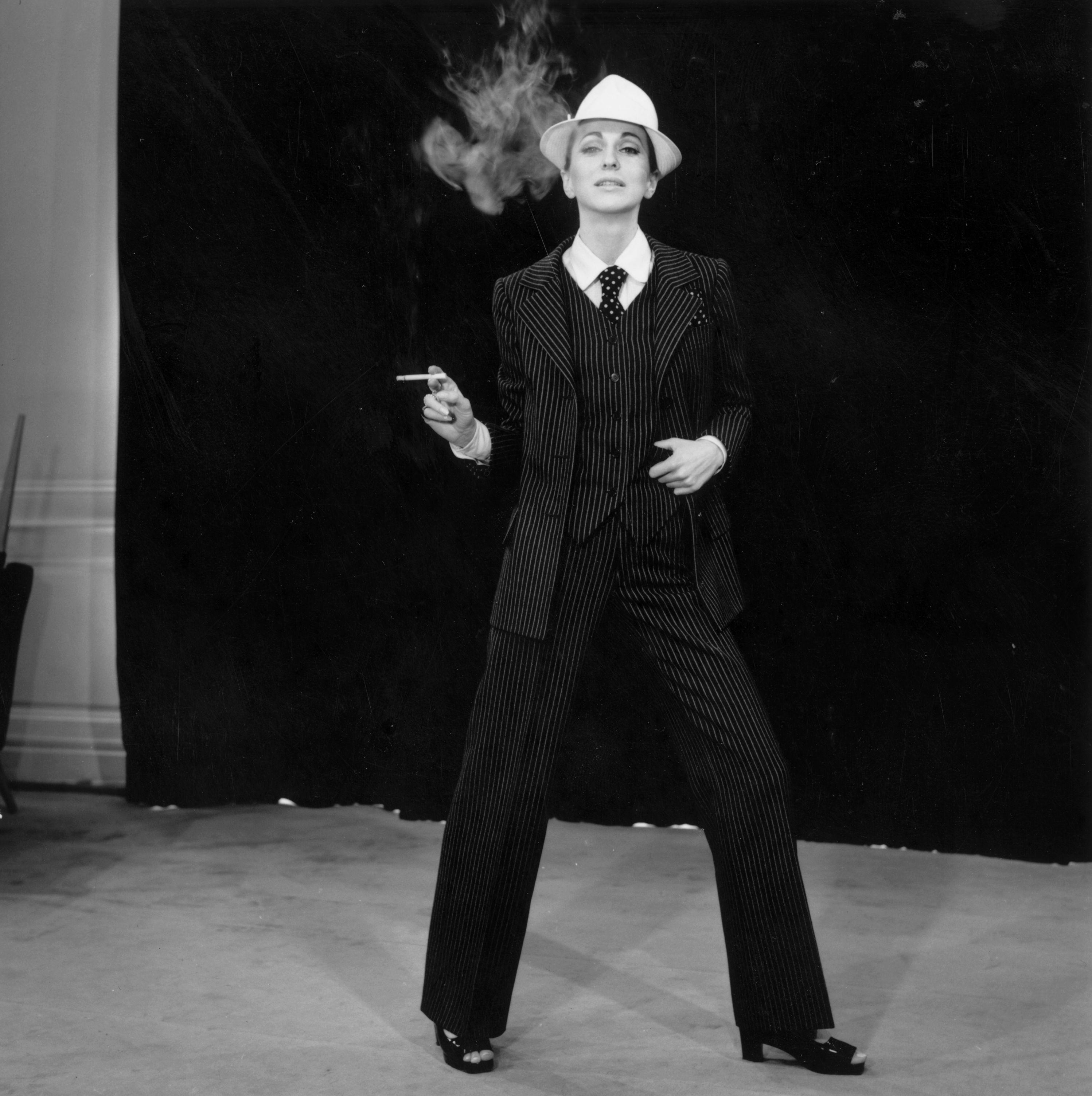 Le Smoking Yvesa Saint Laurenta