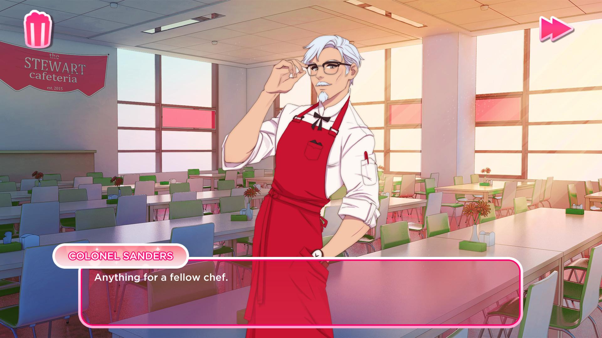Aplikacje randkowe anime dla facetów
