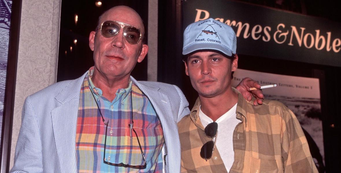 Hunter i Johnny - celebryci, świry i przyjaciele