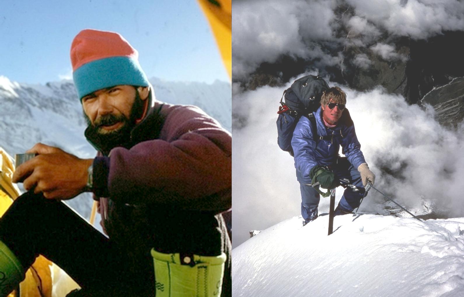 adventure consultants 1996