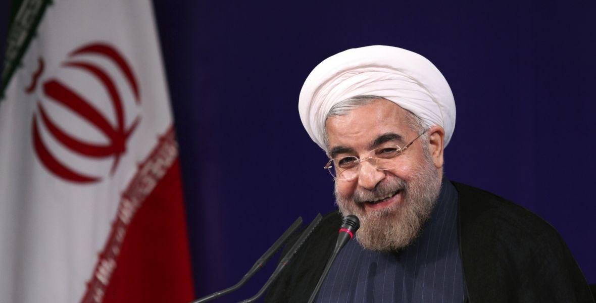 Prezydent Iranu Hasan Rouhani już zapowiedział odwet za śmierć generała