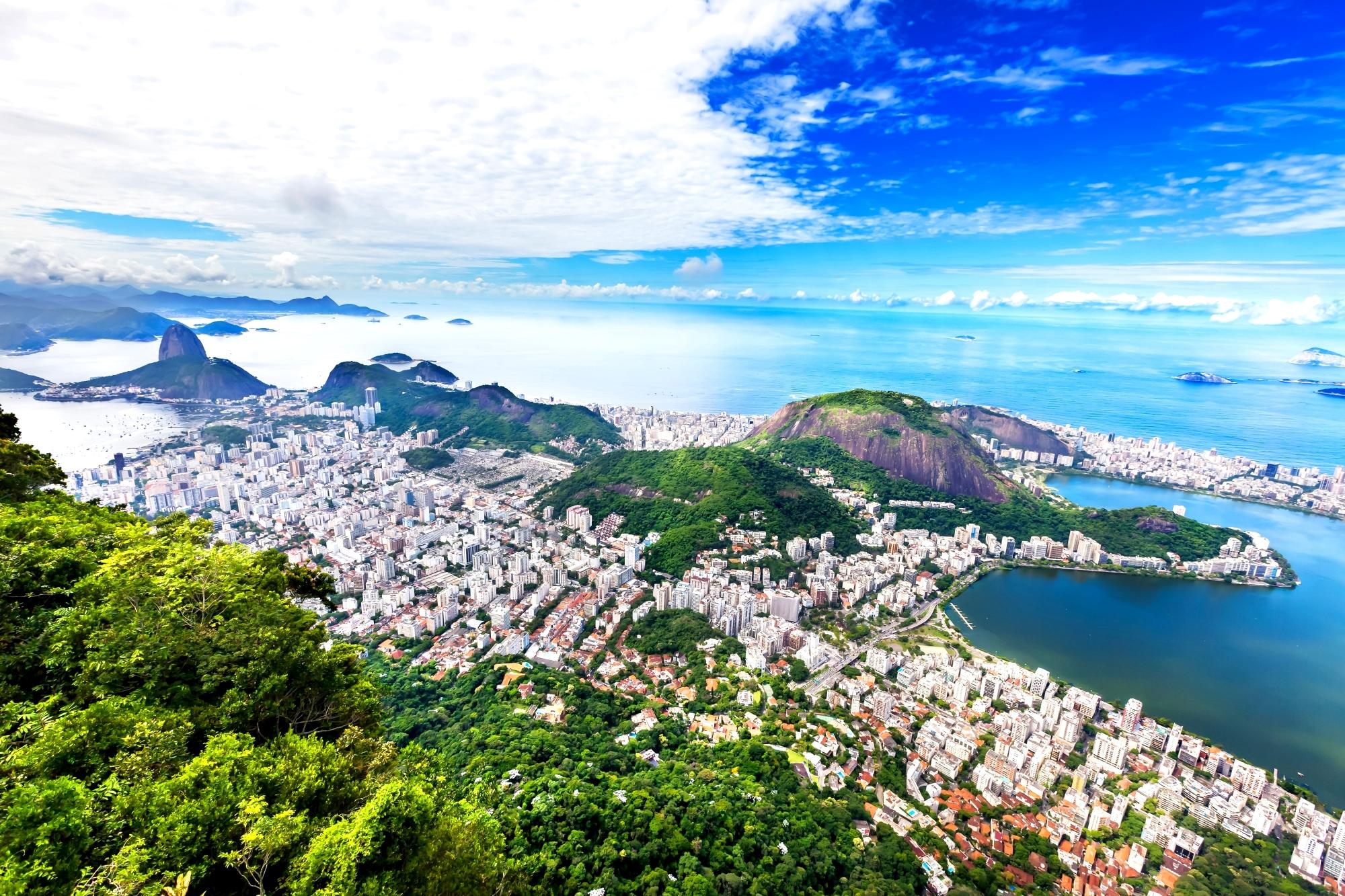 Brazylia Nowo U015bci U0105 Na Zim U0119 Oto Najwi U0119ksze Atrakcje WP