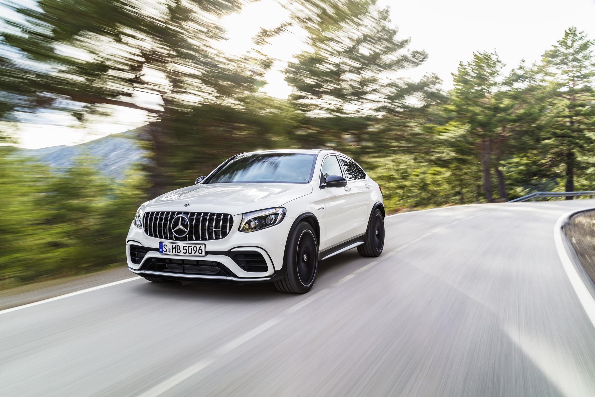Mercedes AMG GLC 63 4MATIC to najszybszy SUV w swojej klasie WP Moto