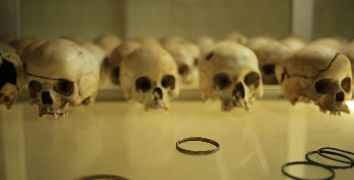 Rwanda, Miejsce Pamięci Ofiar Ludobójstwa w Ntarama