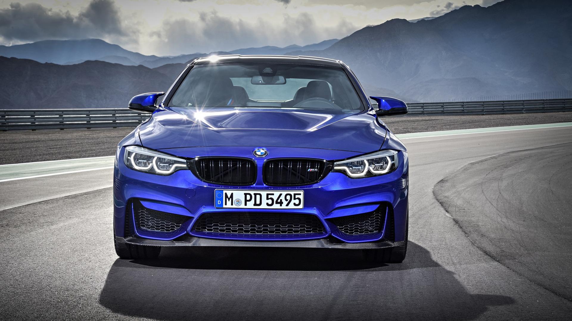 BMW M4 debiutuje w kompromisowej wersji CS WP Moto