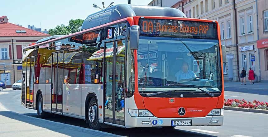 Rzeszów: klimatyzowane przystanki autobusowe